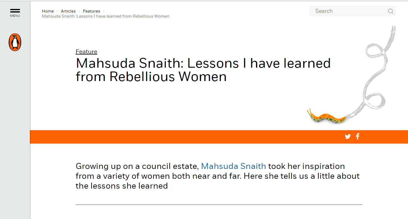 Lessons I Have Learnt from Rebellious Women …