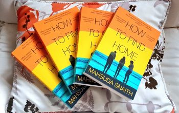 'How to Find Home' out in paperback