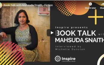 Book Talk with Inspire