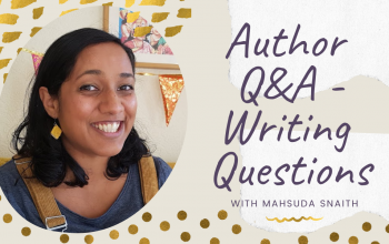 New Author Q&A Series